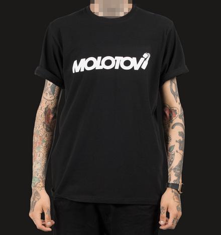 Футболка Molotov Logo