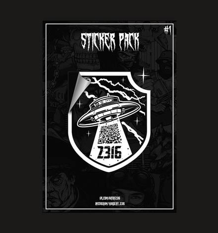 Sticker Pack #1