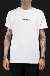 Футболка Molotov Mini Logo Glitch