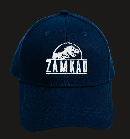 Кепка ZAMKAD