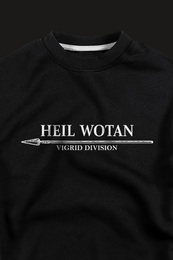 Свитшот Heil Wotan