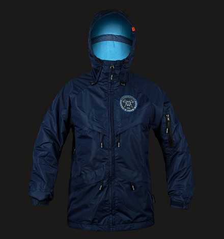 Куртка Варгград на флисе