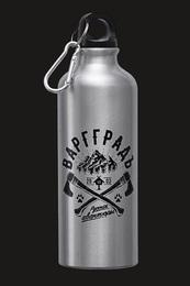 Металлическая бутылка Навстречу вершинам