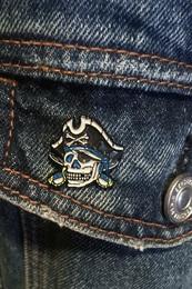 Значок Пират