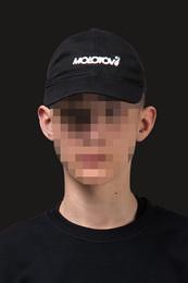 Кепка Molotov 6Panel