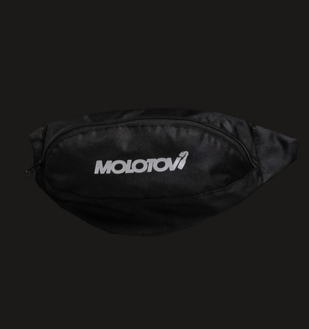 Поясная сумка Molotov Basic Logo