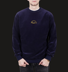 Свитшот Luxury Crewneck
